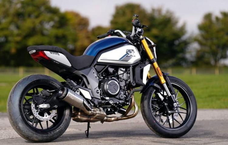 Νέο CFMoto CLX 700 - cf moto