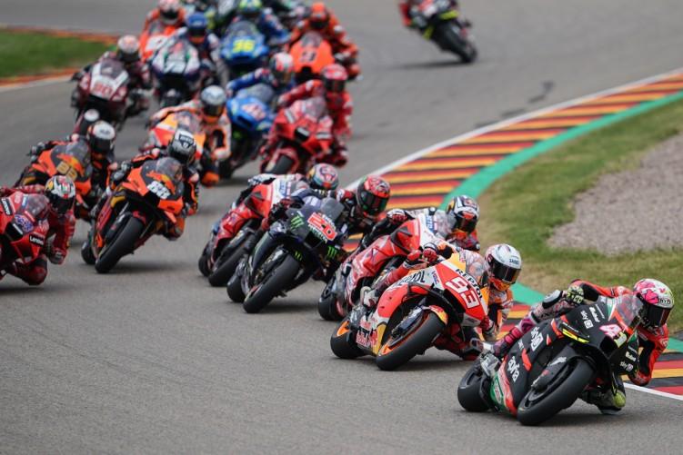 GP Niemiec Sachsenring 2021