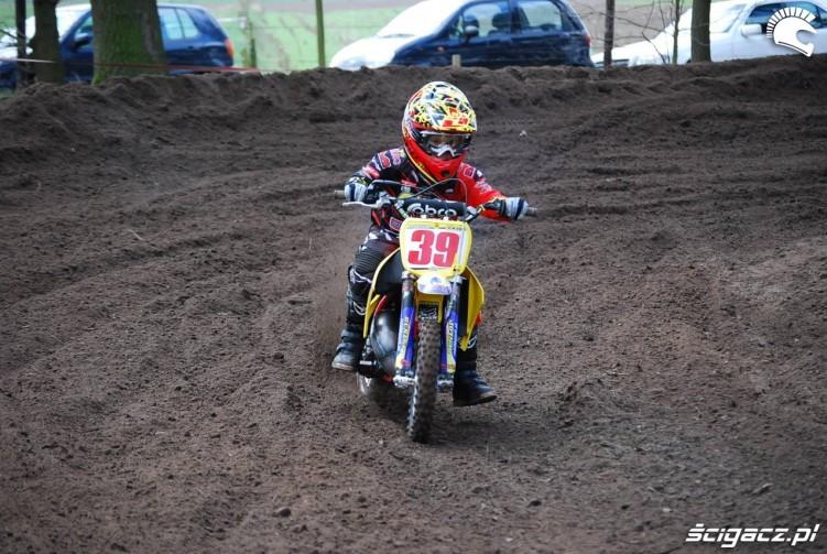 Bartosz Popielnicki motocross