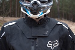 Fox 360 Brace Jacket czarna