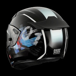 Helm Race BMW