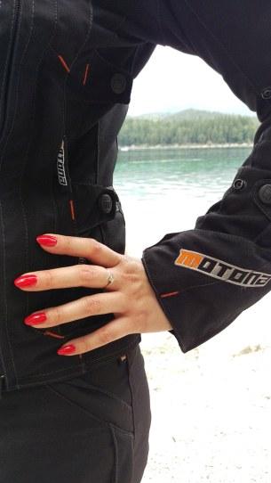 Motona Venti kurtka motocyklowa dla kobiet 05
