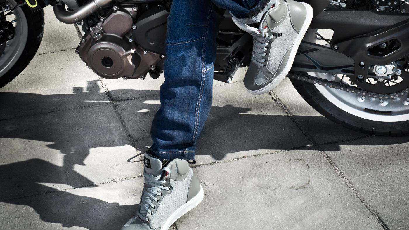 Shima SX 2 Lady damskie trampki motocyklowe (opis, opinia