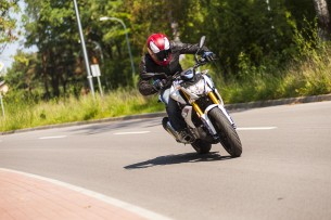 Skórzana kurtka motocyklowa Segura Iron [test, opinia]