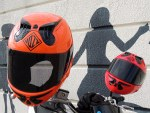 Kask VOZZ RS test 33