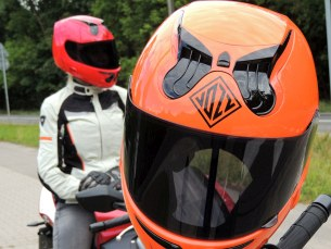Kask VOZZ RS test 15