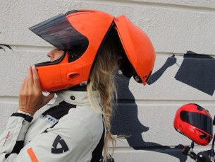 Kask VOZZ RS test 38