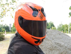 Kask VOZZ RS test 62