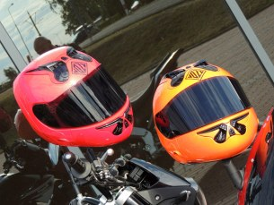 Kask VOZZ RS test 65