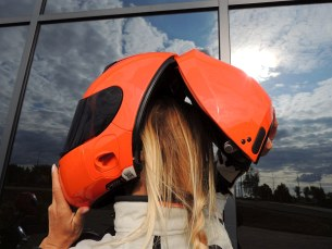 Kask VOZZ RS test 68