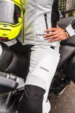 Modeka Belastar Lady spodnie logo