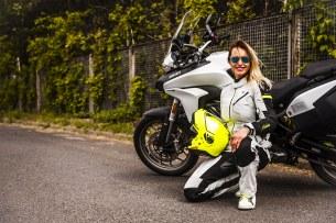 Modeka Belastar Lady motocyklowa odziez dla kobiet