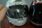 Shoei X-Spirit II wizjer
