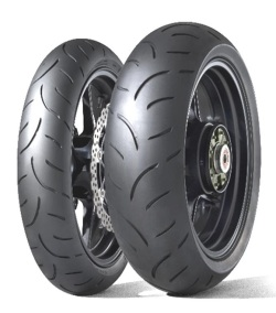 Dunlop Qualifier II tire