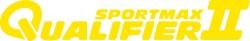Sportmax Qual II logo yellow