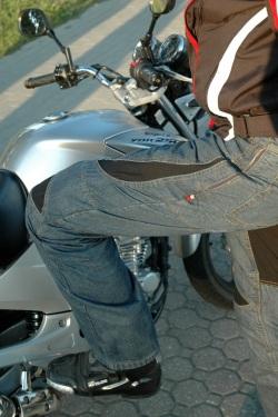 Redline spodnie nogawka