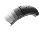 Power One Racing 17 Front Tyre cut 5 plies