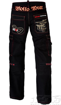 motto RAWCON 2 back spodnie
