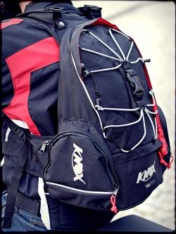 plecak Knox Sixpack