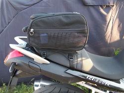 Sakwa motocyklowa FLM