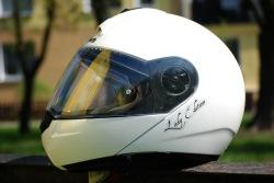 Kask motocyklowy C3 Lady
