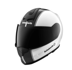 Schuberth S2 Lines White Grey