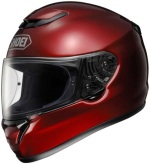 Shoei Qwest wine-red