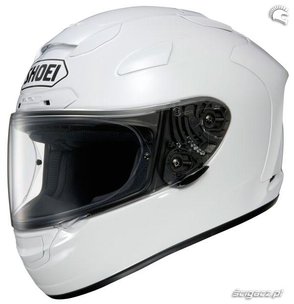 Shoei X-Spirit II white