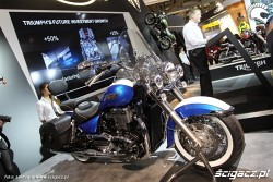 Thunderbird LT EICMA 2013