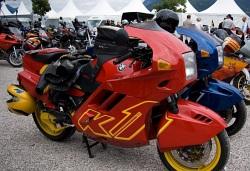 bmw motrrad 2008 motocykle impreza zlot