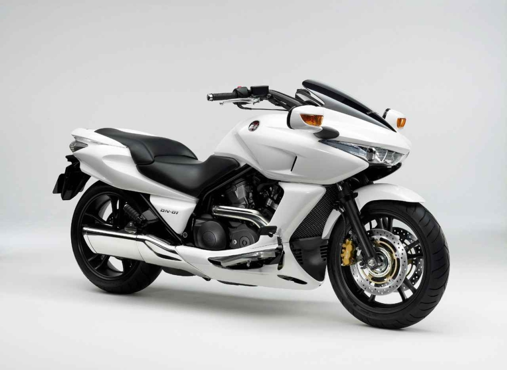 HONDA DN-01 - Motocasion.com