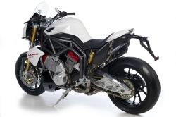 Moto FGR Midalu 2500 V6 lewy tyl
