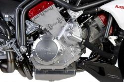 Moto FGR Midalu 2500 V6 silnik