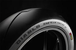 Pirelli Diablo Supercorsa Rear Art