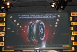 Prezentacja Pirelli Supercorsa