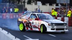 Drift w Warszawie Verva Street Racing Warszawa