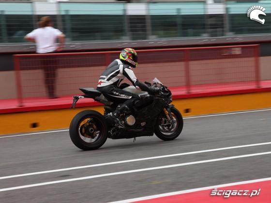 2012 Xtreme Ducati Mugello