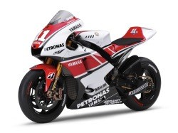 Spies - yamaha yzr m1 wgp 50th anniversary edition