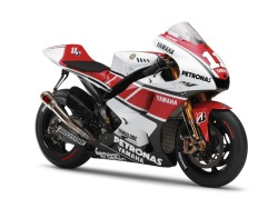 yamaha yzr m1 wgp 50th anniversary edition Ben Spies