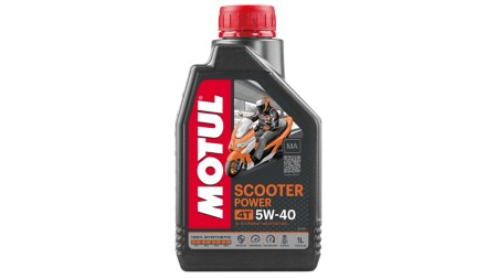 MOTUL Scooter Power 5W40 MA 4T 1L