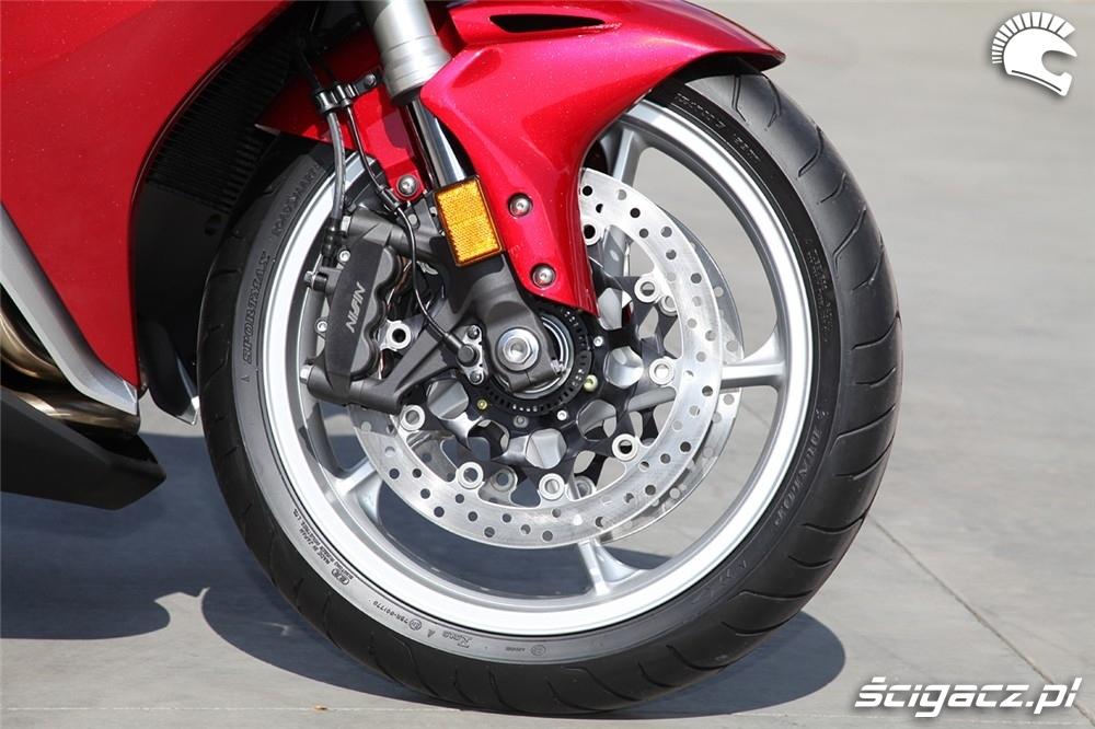 колодки задние Хонда VFR 1200 #11