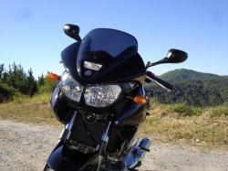 Yamaha TDM 900 buzka