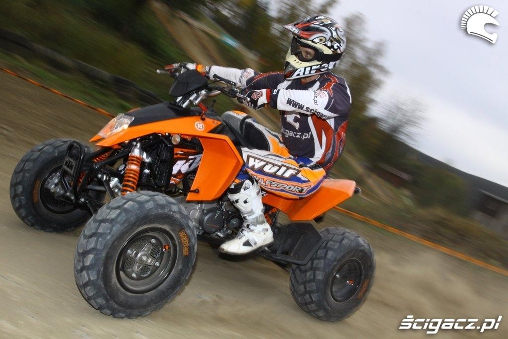 Zdjęcia: ktm 525 xc quad szosa - KTM 525 XC ATV