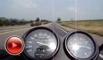 CB 500 max speed