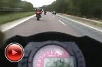 Kawasaki Z1000 ostra jazda