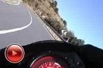 Kawasaki Z1000 w trasie
