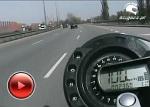 Yamaha FZ6 0-100 kmh