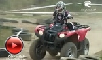 Yamaha Grizzly550FI 1