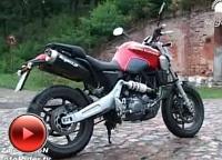 Yamaha MT 03 klip