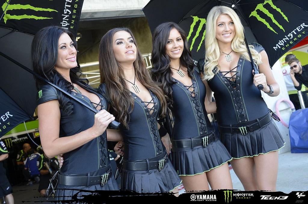 motogp.com · Paddock Girls, Monster Energy Grand Prix de